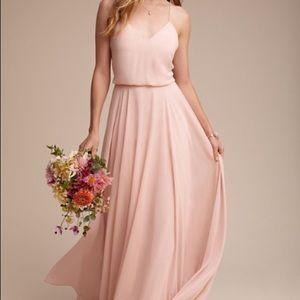 Jenny Yoo   Inesse Chiffon Bridesmaid Dress